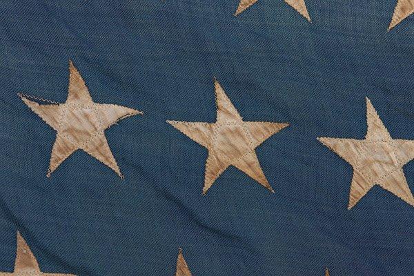 45 Star U.S. Flag - 3
