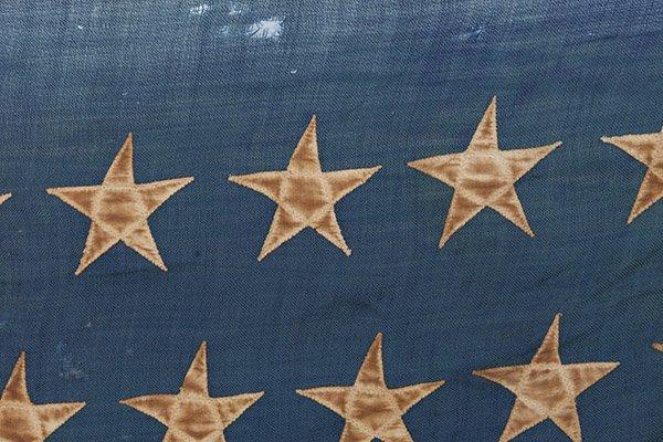 45 Star U.S. Flag - 6