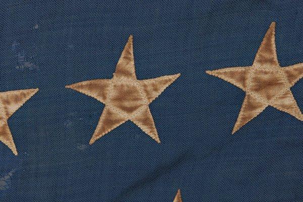 45 Star U.S. Flag - 7