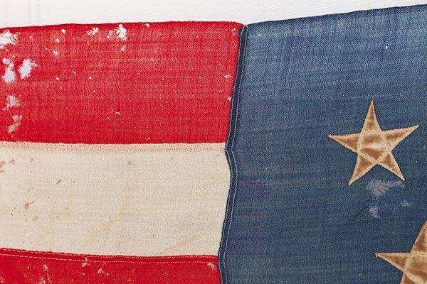 45 Star U.S. Flag - 8