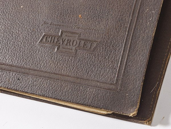 1932 Chevrolet Photo Album - 10