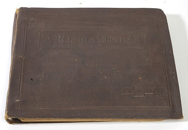 1932 Chevrolet Photo Album