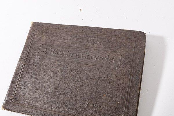 1932 Chevrolet Photo Album - 2