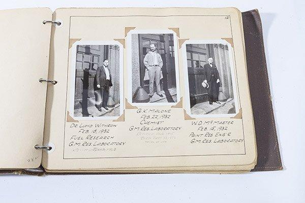 1932 Chevrolet Photo Album - 5