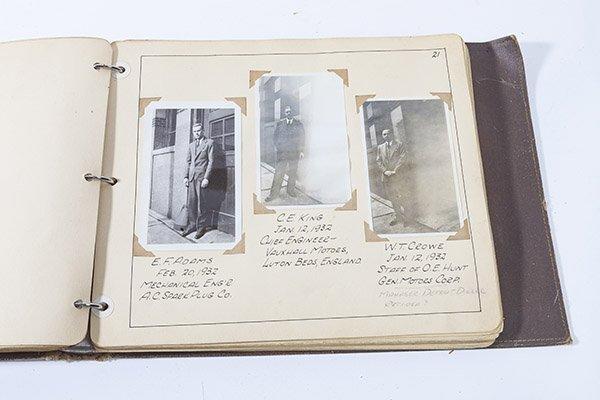 1932 Chevrolet Photo Album - 6