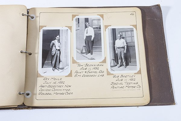 1932 Chevrolet Photo Album - 9