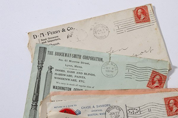 Advertising Postal Covers Including Heinz - 2