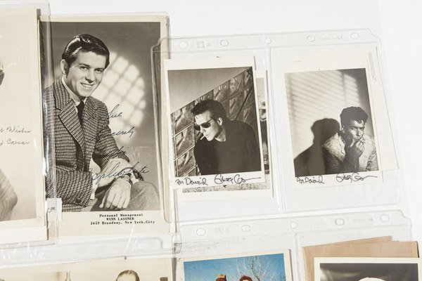 Entertainer Autoggraphed Photos - 4