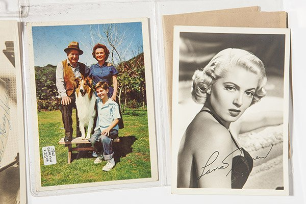Entertainer Autoggraphed Photos - 5