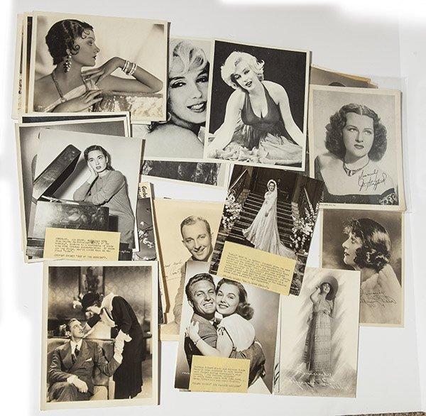 Hollywood Photographs