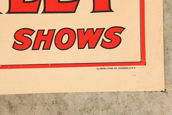 Ringling Bros. Barnum & Bailey Circus Poster - 2