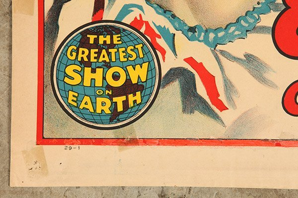 Ringling Bros. Barnum & Bailey Circus Poster - 3