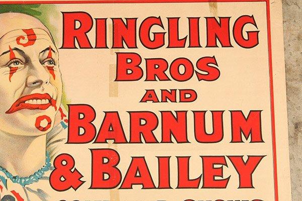 Ringling Bros. Barnum & Bailey Circus Poster - 4