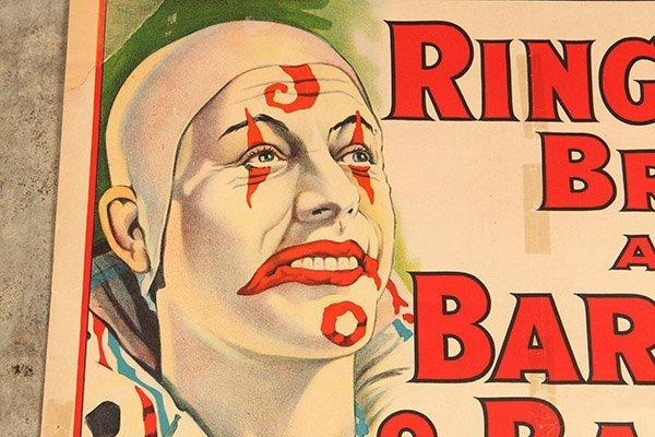 Ringling Bros. Barnum & Bailey Circus Poster - 5