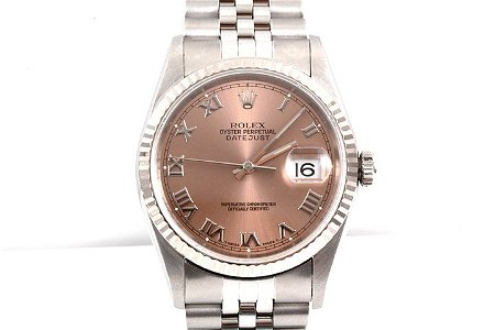 7ef4079d1301a Pre-Owned Rolex Watches And Dials Estate Sale Prices - 262 Auction ...