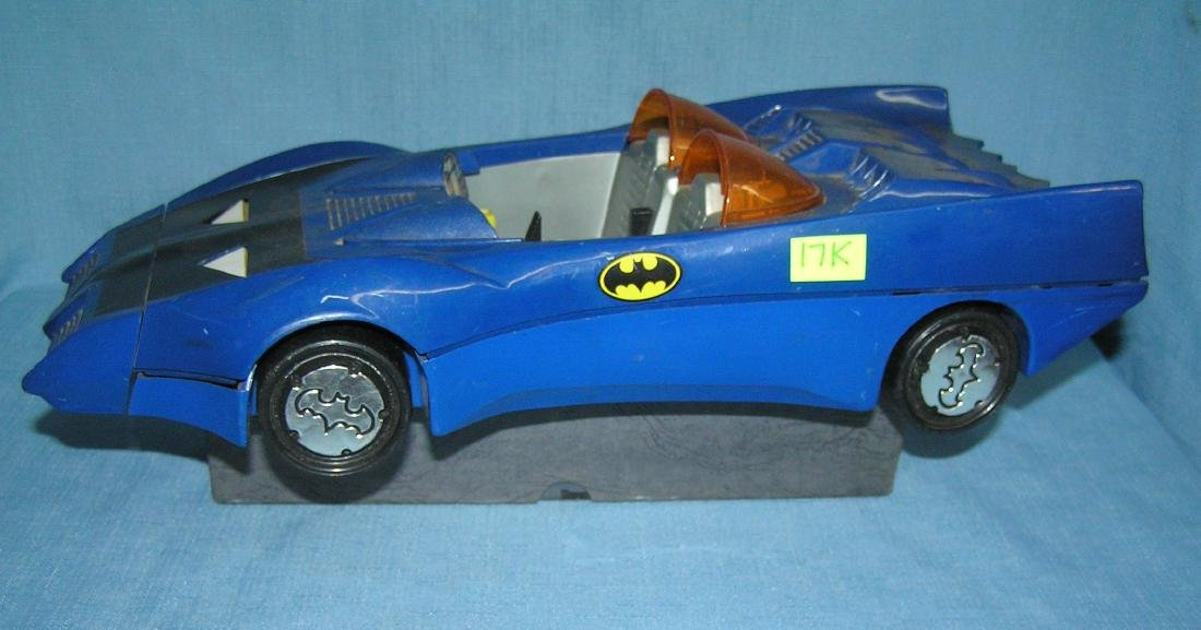 Vintage Batmobile by Kenner USA 1984
