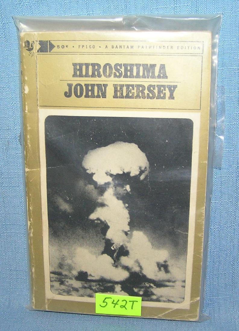 Hiroshima by John Hersey 1966