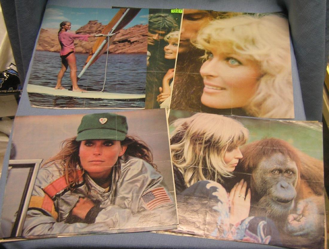 Here's Bo set of original Bo Derrick posters