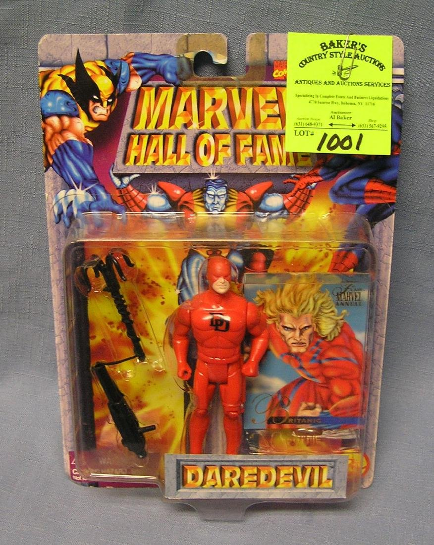 Marvel's Daredevil action figure mint on card