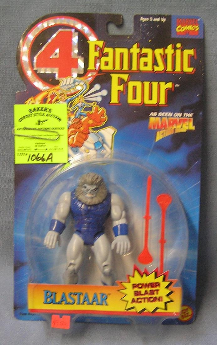 Vintage Fantastic 4 action figure: Blastaar