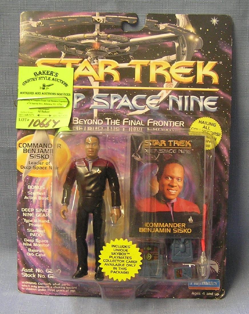 Star Trek action figure: Benjamin Sisko
