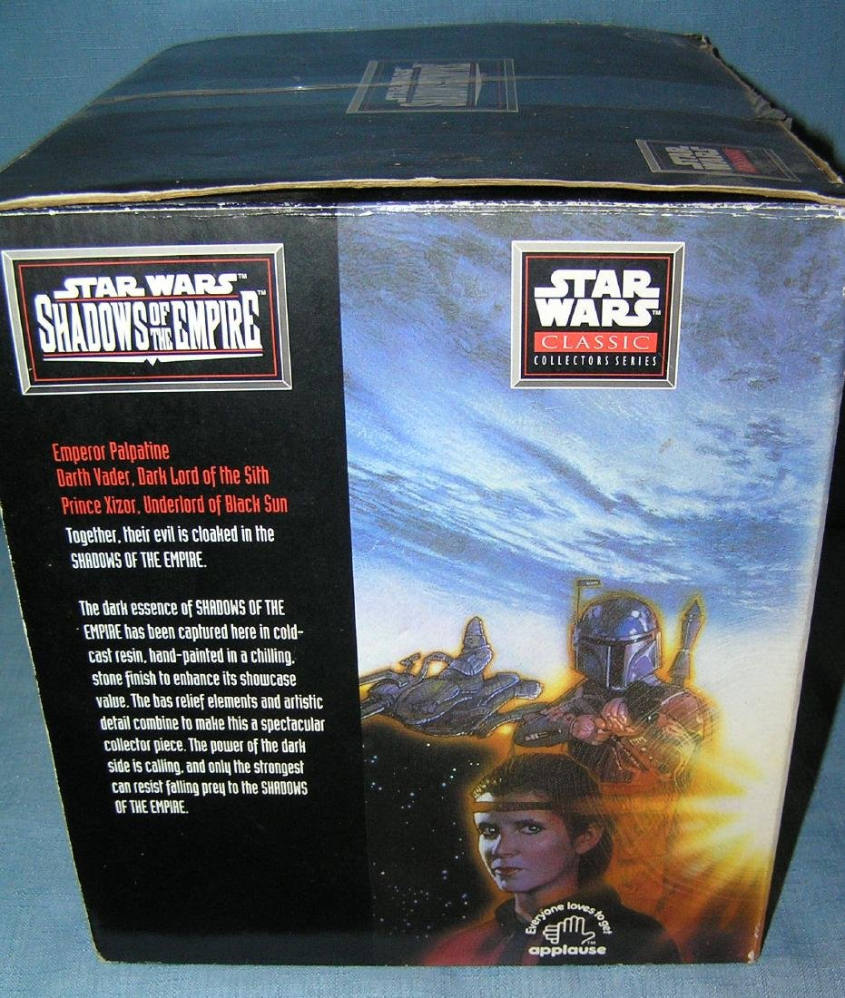 Vintage Star Wars Shadow of the Empire limited edition