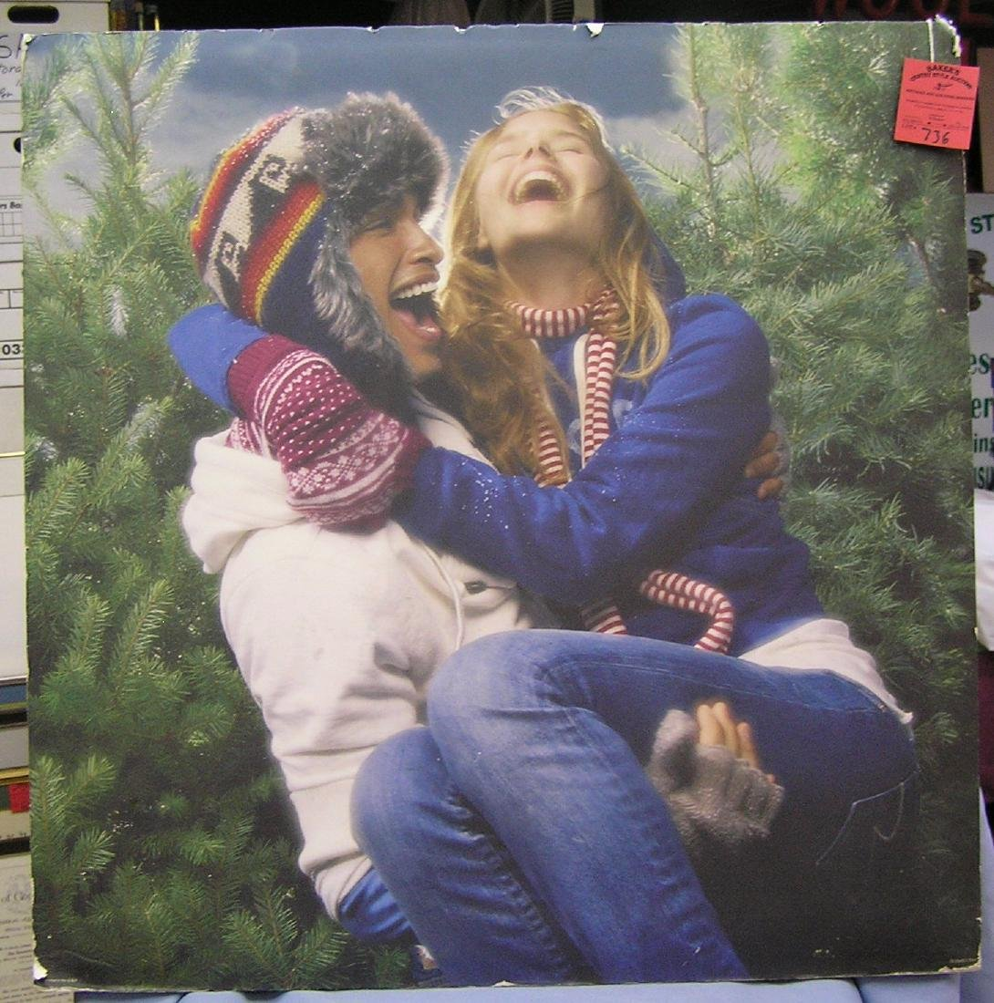 American eagle advertising display piece
