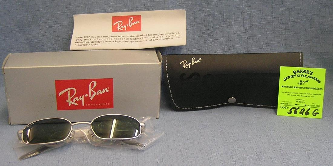 Pair of high quality Rayban sun glasses