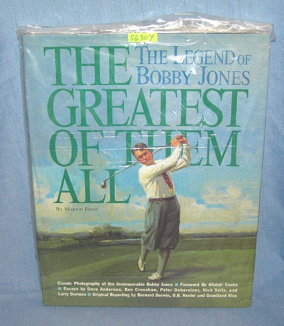 The Legend of Bobby Jones