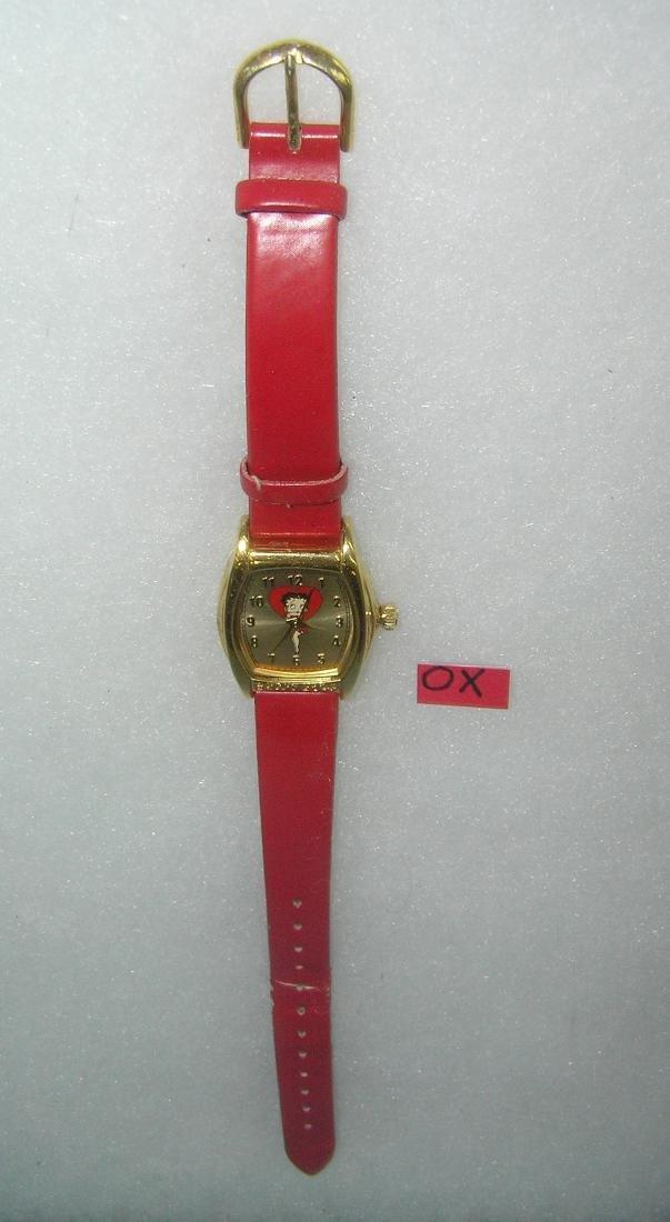 Vintage Betty Boop wrist watch circa 1960's