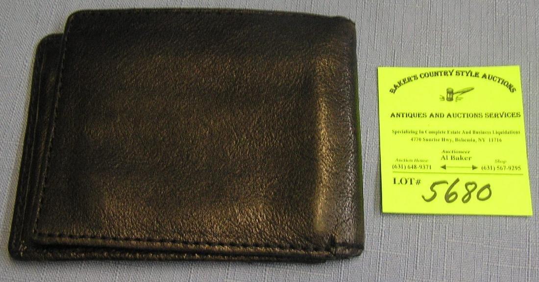 Quality designer Ralph Lauren wallet