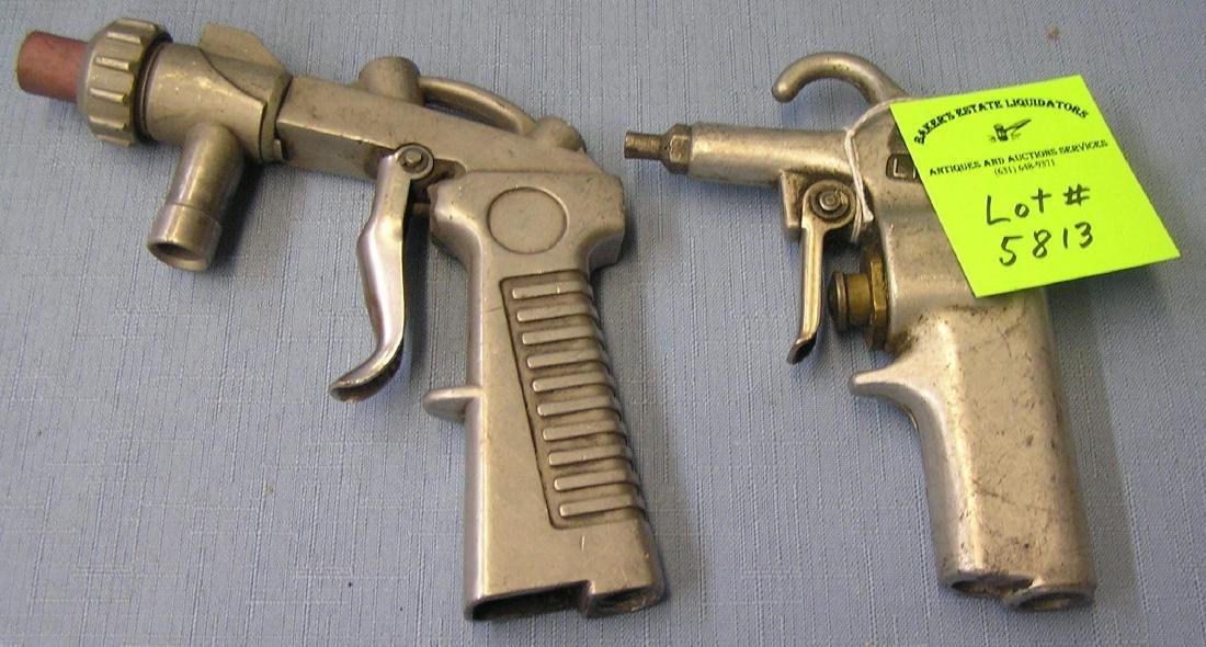 Pair of quality air guns