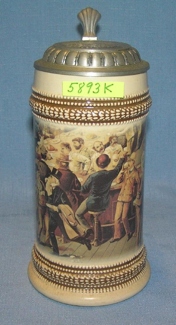 Limited edition German Beer stein