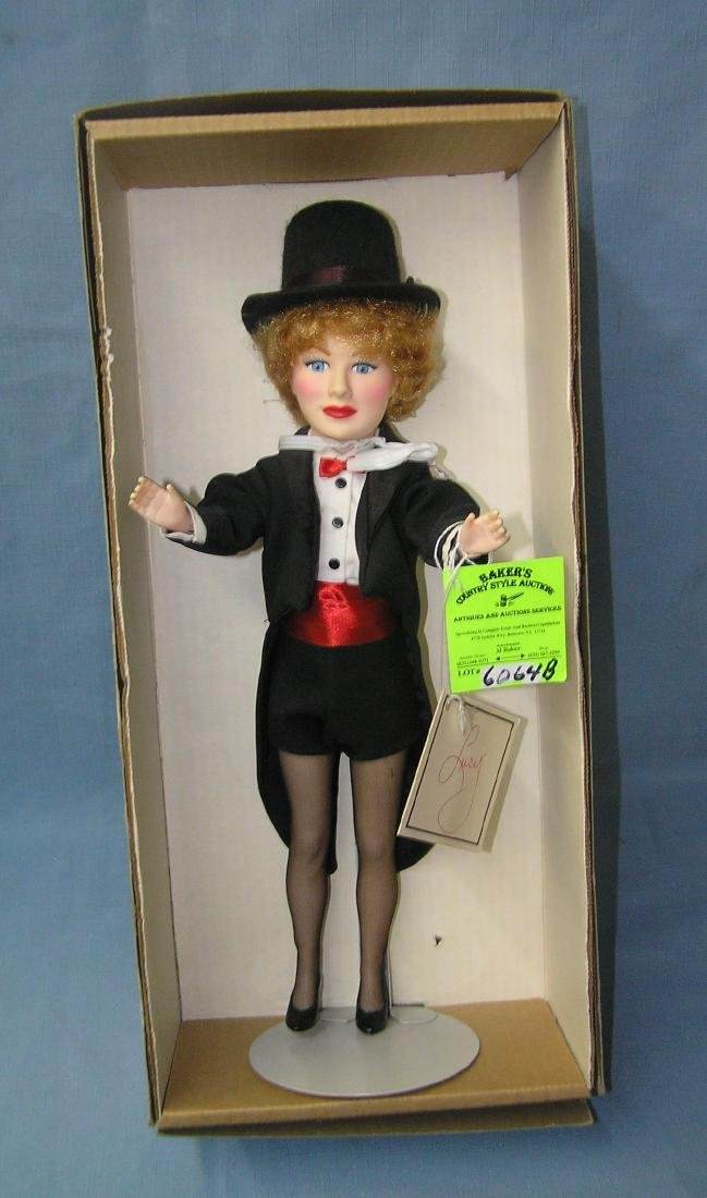 15 inch Lucille Ball doll mint with original box