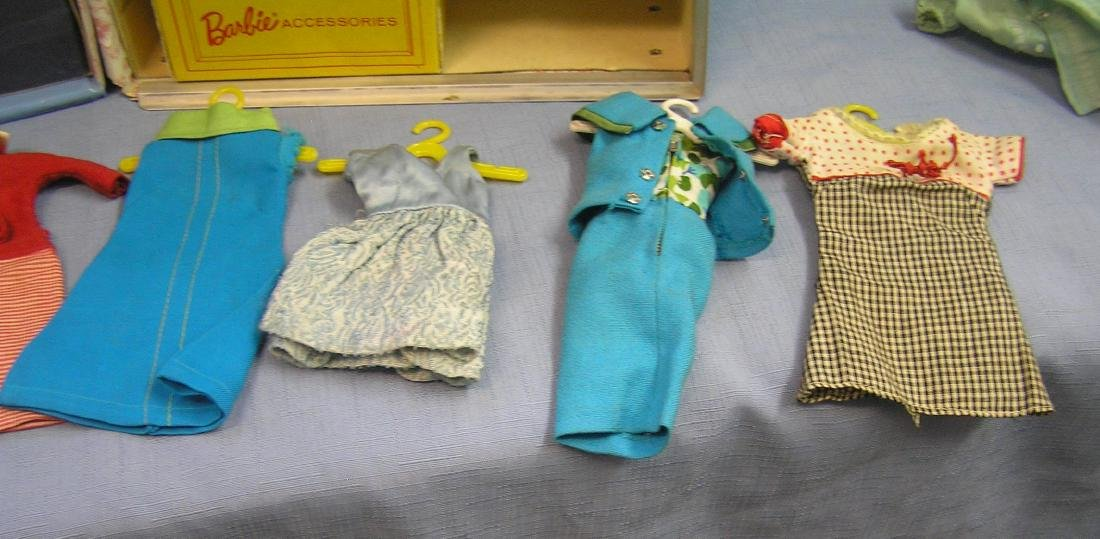 Barbie doll collection featuring 4 vintage dolls and - 11
