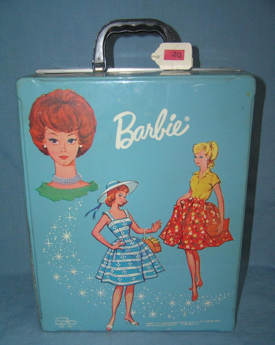 Barbie doll collection featuring 4 vintage dolls and - 5