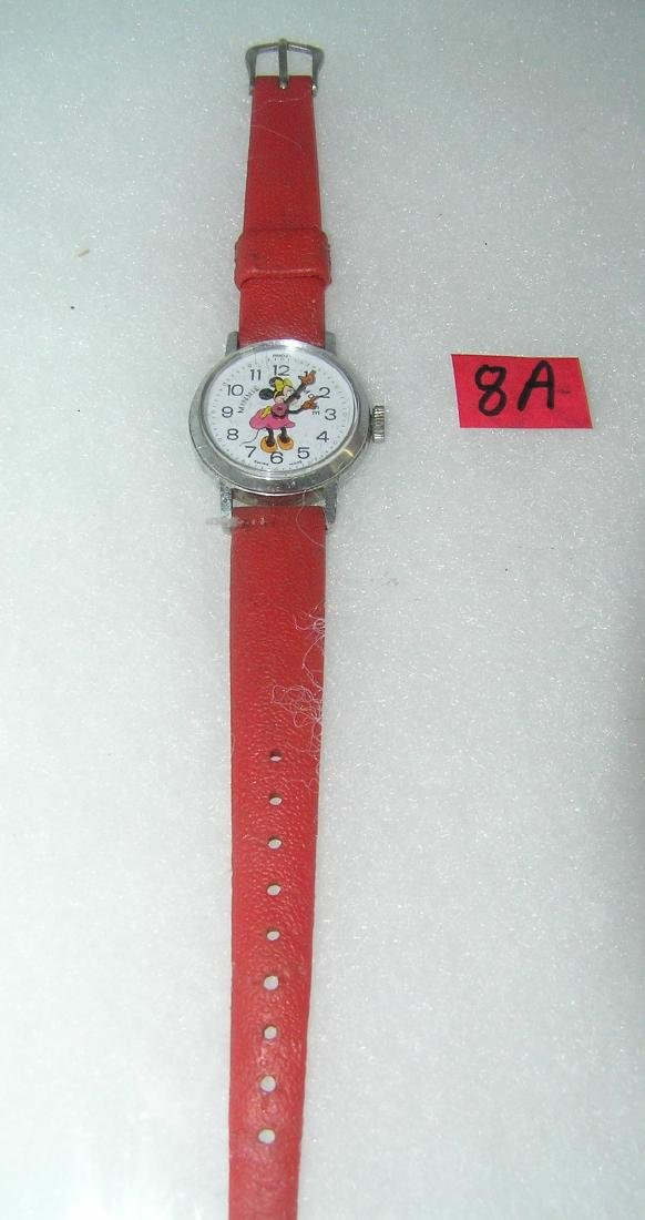 Vintage Minnie Mouse wrist watch