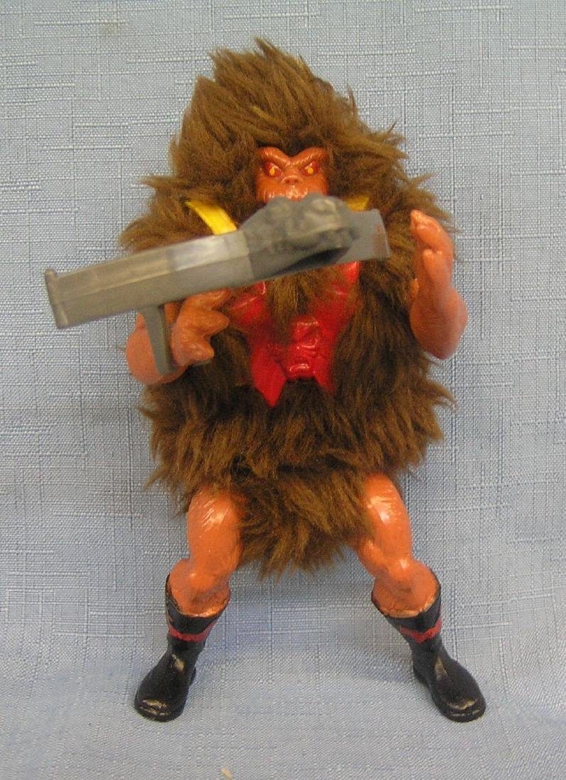 Vintage He Man action figure