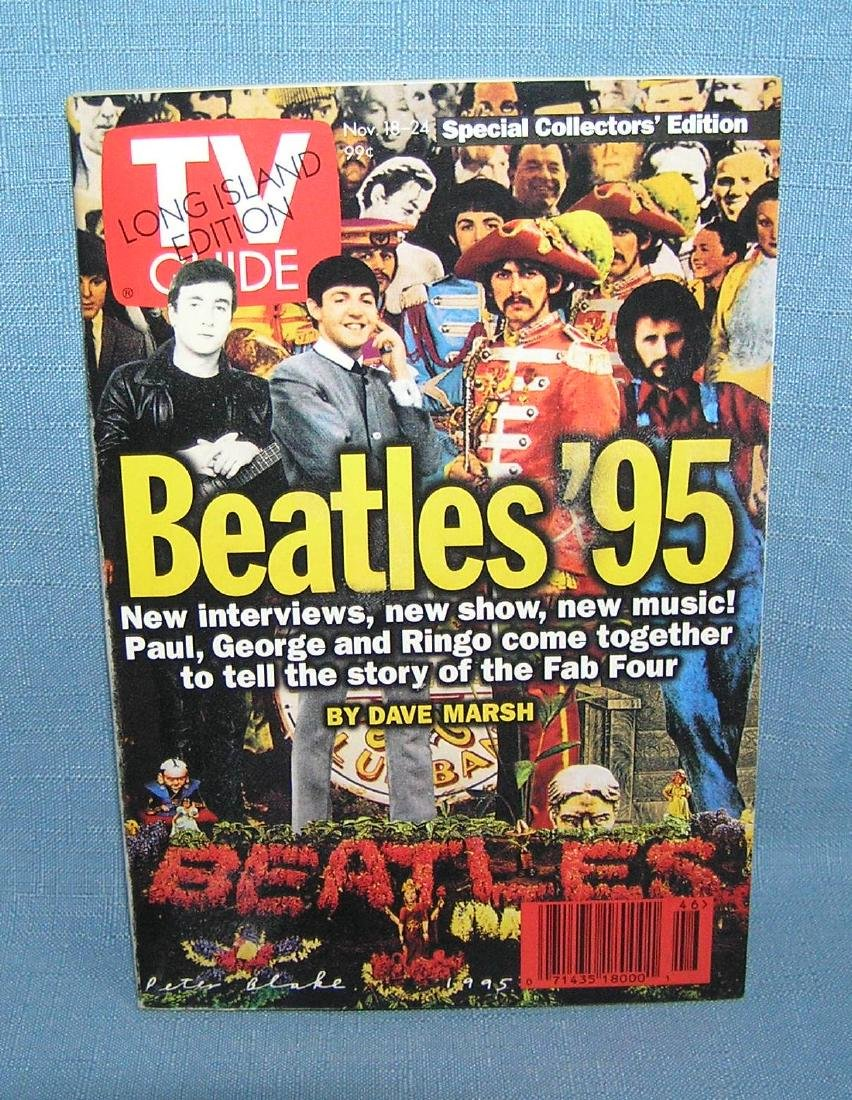 Beatles Sgt Pepper TV guide