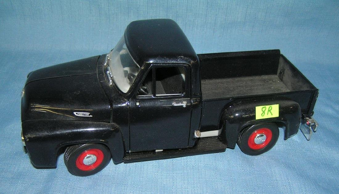 All cast metal Ford pickup truck