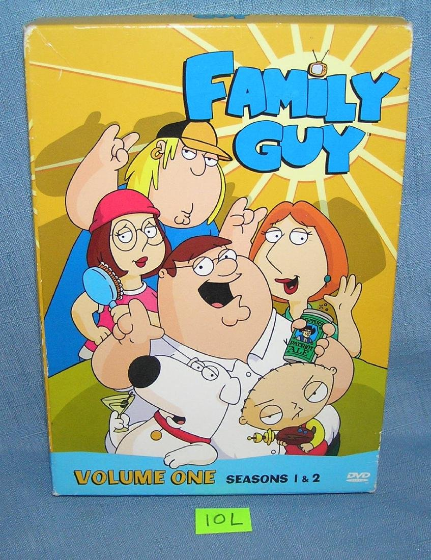 Family Guy volume 1 set of 4 DVD'S