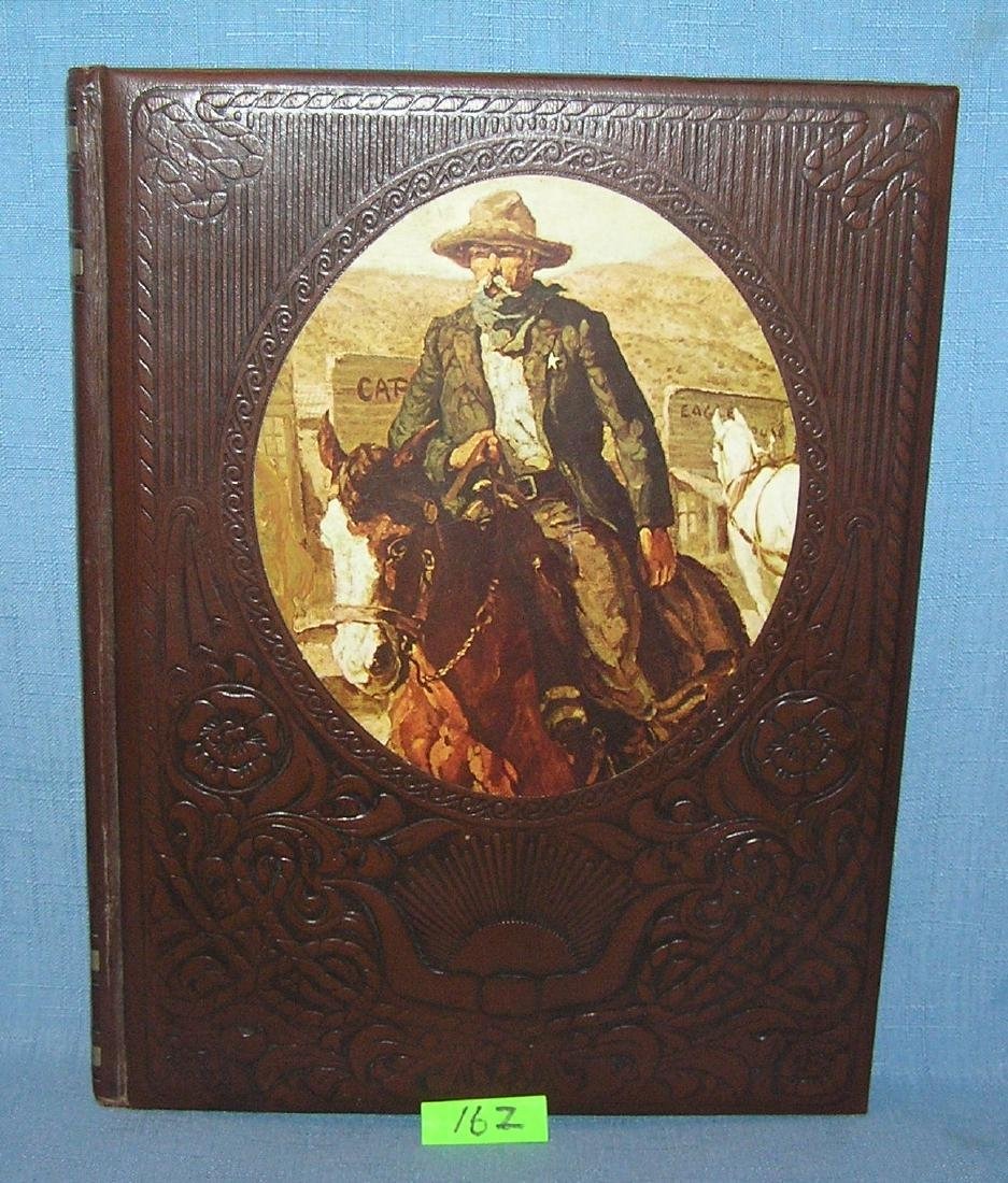 The Old West gunfighter photo illustrated book