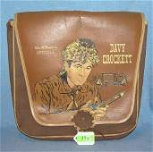 Disney's Davy Crocket saddle bag