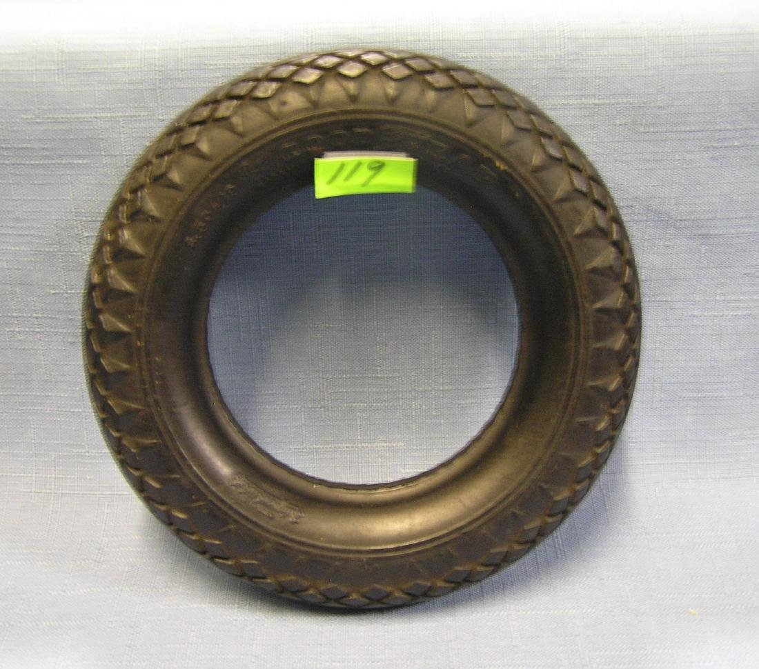Vintage Good Year advertising store display tire