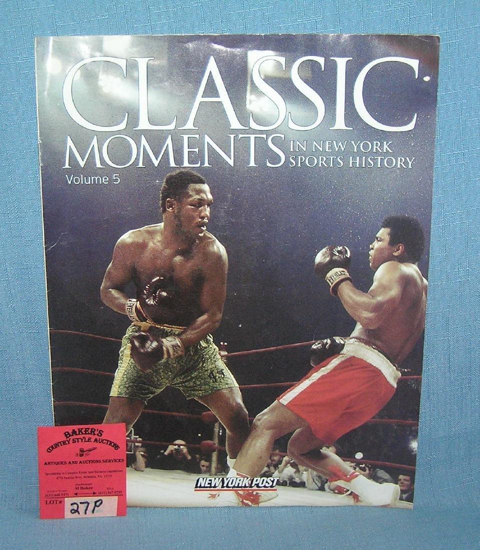 Classic moments in NY sports history