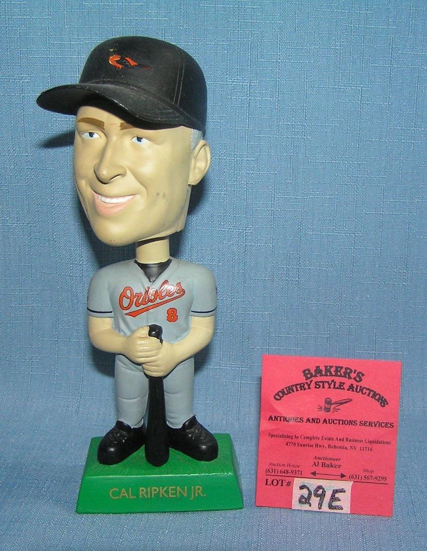 Baltimore Orioles Cal Ripken Jr. bobble head doll
