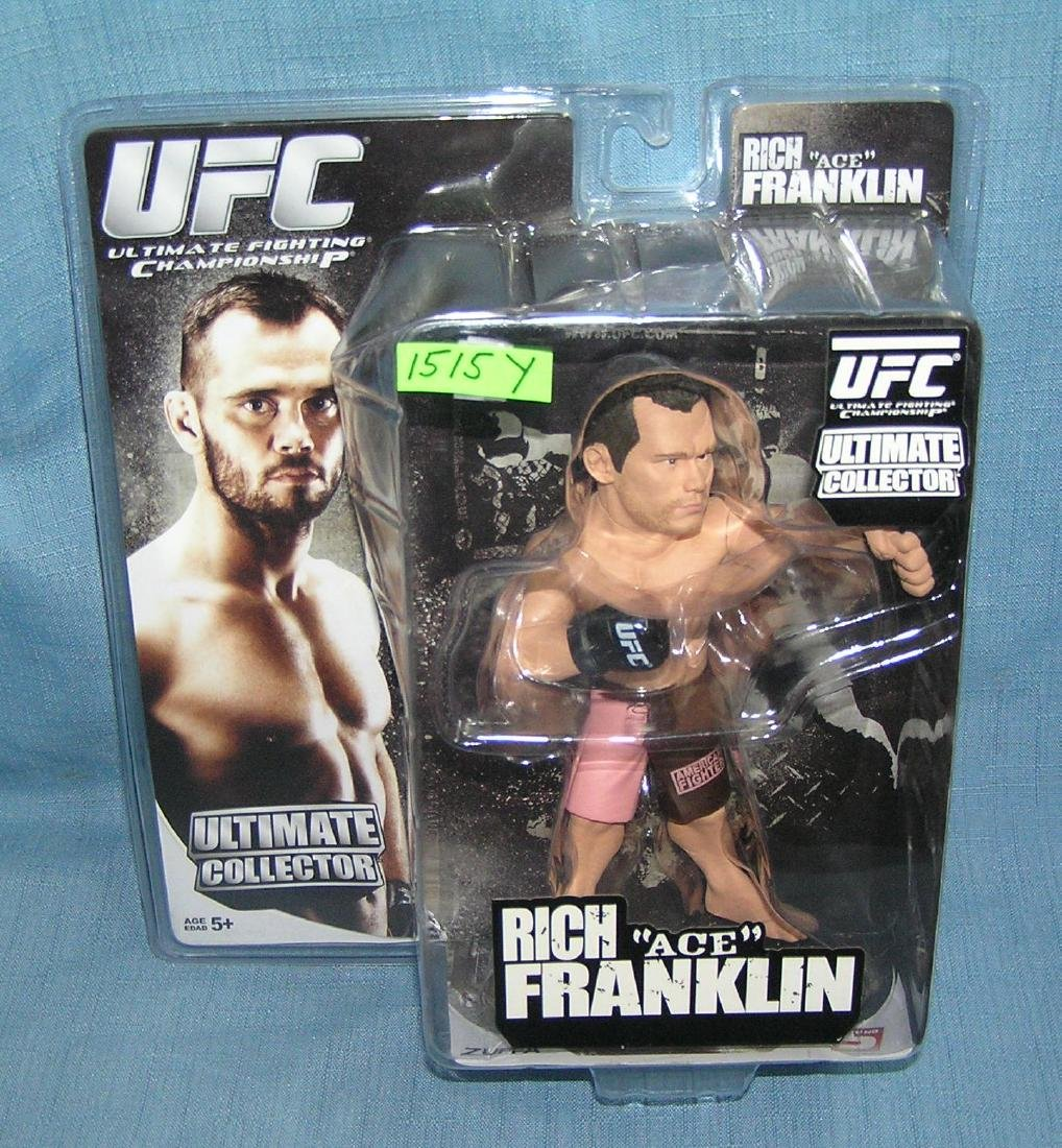 Rich Ace Franklin UFC Fighting sports figure