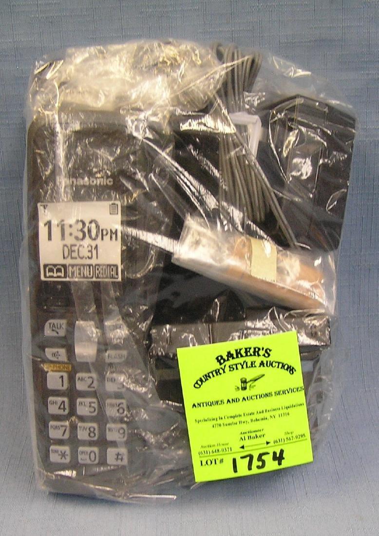 Panasonic new mobile telephone kit