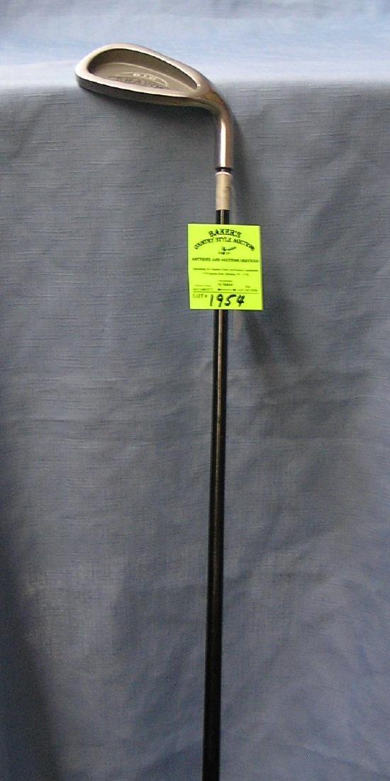 Modern Big Bravo iron pitching wedge golf club