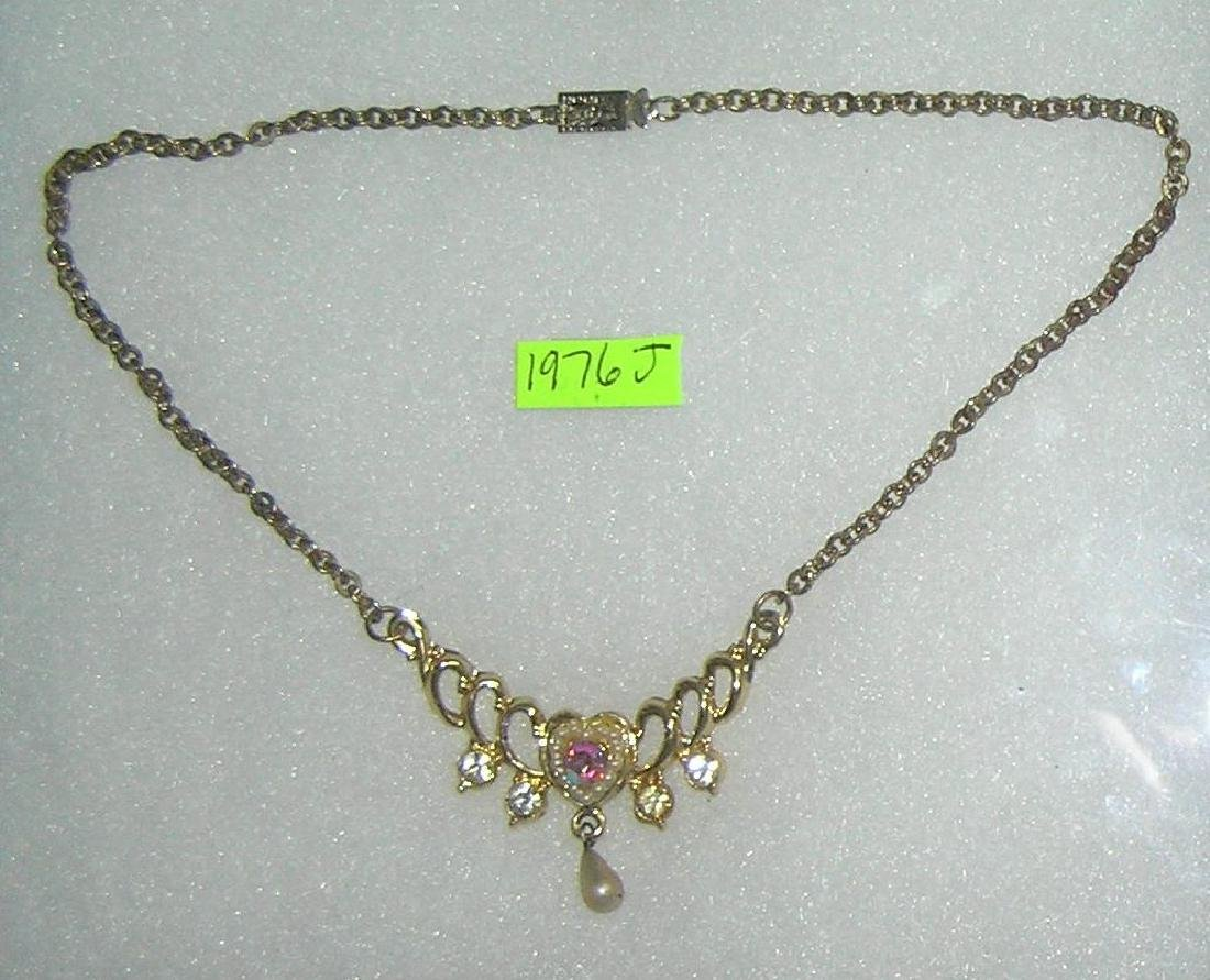 Quality 1950's necklace